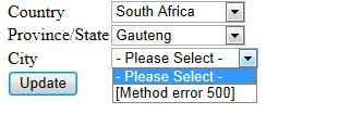 Cascade Error